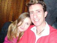 Richie Paradise and Meg Paradise