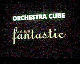 Cube Orchestra at The Light Fantastic